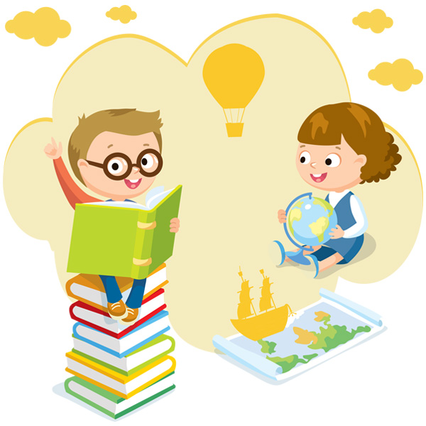 Детские занятия страноведеньем в детском центре на английском языке в Мурманске